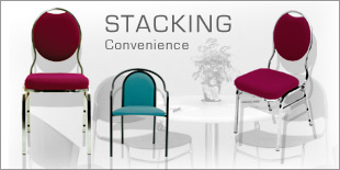 Stacking Seating